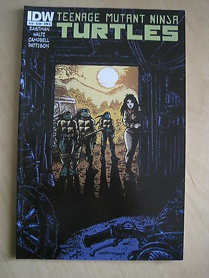 Teenage Mutant Ninja Turtles   # 29.eastman,laird. Idw. 2013