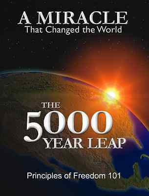The 5000 Year Leap: A Miracle That Changed the World - Paperback NEW Skousen, W.