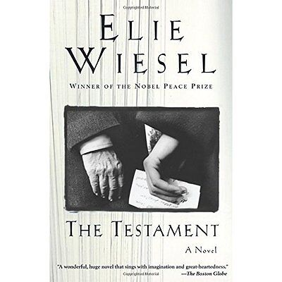 The Testament - Elie Wiesel NEW Paperback May 1999