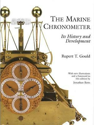 Antique Marine Chronometer History and Development REFERENCE 287 pgs
