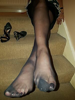 My lovely black tights