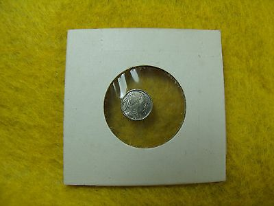 Vintage Novelty Miniature 1938 Indian Head Nickel Metal Coin Token