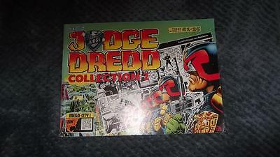 The Judge Dredd Collecton 2 From 1986