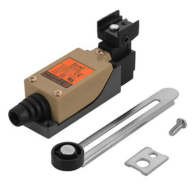 TZ-8108 AC 250V 5A Rotary Adjustable Roller Lever Enclosed Limit Switch HS685