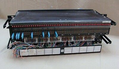 Adc Model Dsx -Dr19 56 Position Below Cross Connect Panel Connection Phone