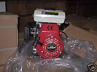 Petrol Engine Ideal For Belle Mixer Or Wacker Plate 15.8