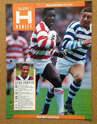 WINNERS Champions Sport picture Rugby Wigan Warriors ELLERY HANLEY