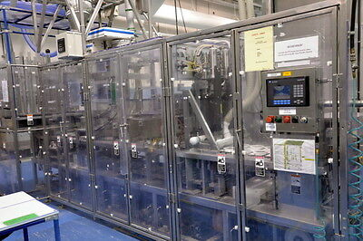 Large Late Model Mpi / Mateer Burt Automatic Filling And Sealing Line Mdl Sl1X2