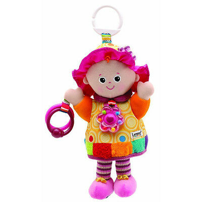 LC27026 Lamaze My Friend Emily Soft Doll Play & Go Pram Toy Baby Infant Girls 0+