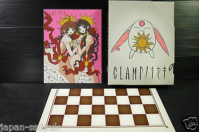 JAPAN Clamp no Kiseki chess board magazine holder OOP