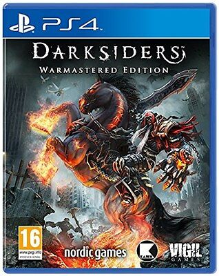 Darksiders: Warmastered Edition (PS4) [New Game]