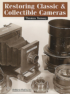 T.Tomosy: Restoring Classic and Collectible Cameras  #GB