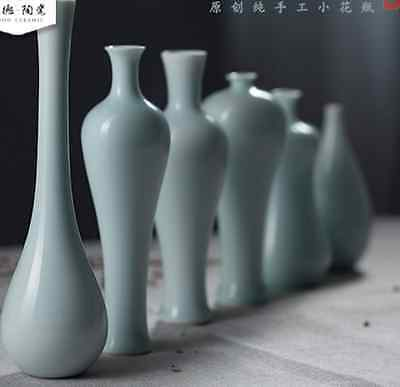 Exquisite handmade ceramic vase crafts Chinese-style Decoration home Decoration