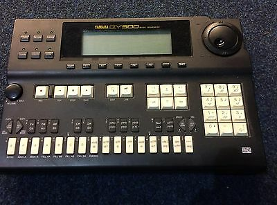 YAMAHA QY300 Music Sequencer See description re condition