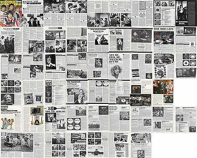 The Who : Cuttings Collection
