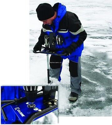 New Clam Ice Drill Auger Conversion Kit 9935