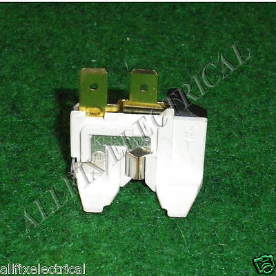 Klixon 4TM Fridge Compressor Overload Cutout - Part # 10377019, 213NFBYY-51
