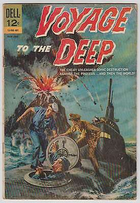 L2672: Voyage of the Deep #4, F-VF Condition