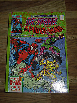 Marvel-Comics, Die Spinne ist Spider-Man, Nr. 52