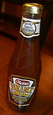 2001 Heinz Field Pittsburgh Steelers  Opening Day  Limited Ed Ketchup Bottle