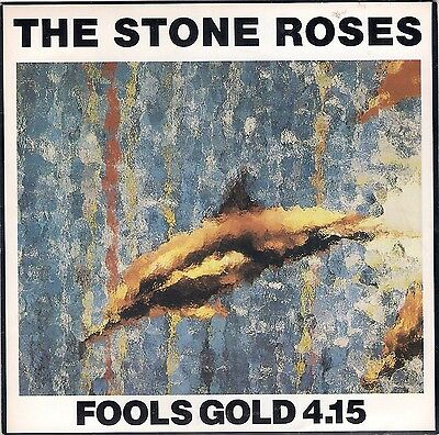 "The Stone Roses Fools Gold 4.15 7"" Vinyl Record ORE 13"
