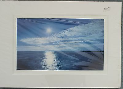 Calm Waters. Signed Limited Edition Print By Wendy Corbett