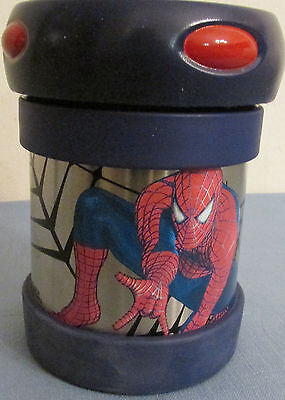 Spiderman Hot/Cold Food Jar new Unused