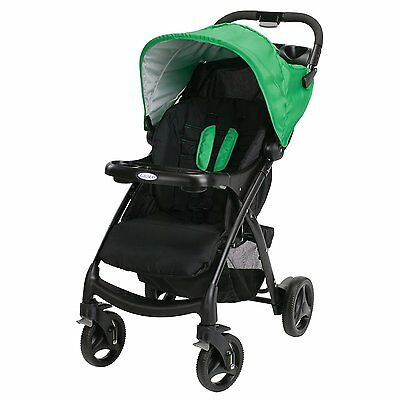 Graco Baby Verb Click Connect Stroller, Fern - 1927616