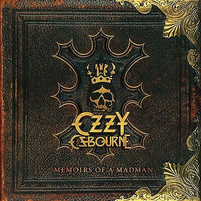 Ozzy Osbourne - Memoirs of a Madman - New Double 180g Vinyl LP - Pic Disc