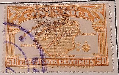 Costa Rica   Scott#174 Used .....worldwide Stamps