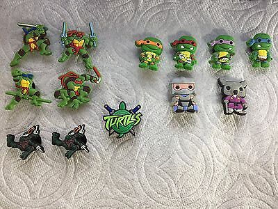 Ninja Turtle Shoe Charms Fits Crocs Ninja Turtle Clog Charms