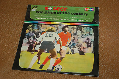 1981 LASERDISC - SOCCER GAME OF THE CENTURY, Spectrum, Football World Cup, Pele