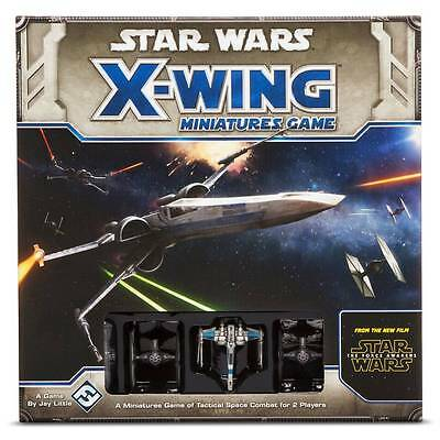 STAR WARS The Force Awakens X-WING Miniatures Game Tactical Space Combat NIB NEW