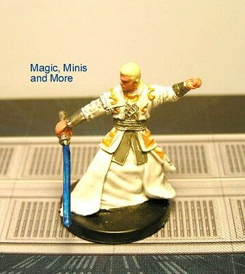 Knights of Old Republic ~ MASTER LUCIEN DRAAY #5 very rare Star Wars miniature