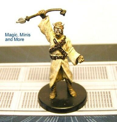 Knights of Old Republic ~ TUSKEN RAIDER SCOUT #52 Star Wars miniature WotC KOTOR