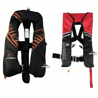Automatic Schwimmweste Savage Gear Live Vest Automatic 150N, IMAX Life Vest 150N