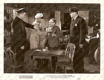 1949 FLAME OF YOUTH James NOLAN as policeman - Movie by R.G. SPRINGSTEEN *Foto