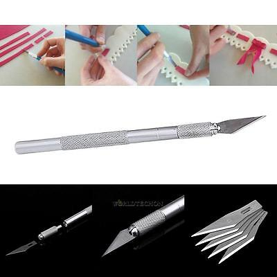 Fruit Sculpting Knife Pastry Fondant Cake Carving Cutting Model Baking Tools