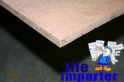 Marine Plywood  2.4 x 1.2 x 25mm - 1 x sheet - $123.00ea