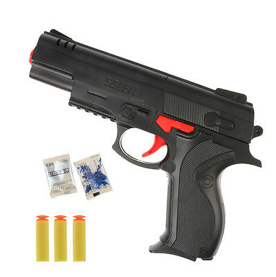1Pc Plastic Desert Eagle Toy Gun CS Game Shooting Water Nerf Toy Gun Kid's Gift