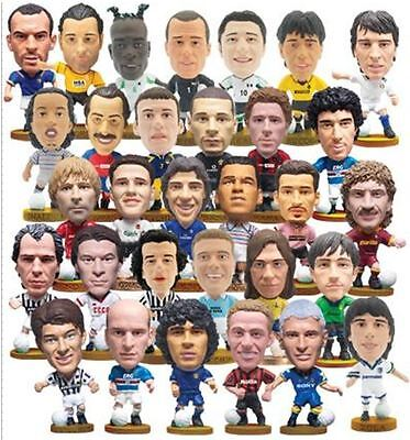 Corinthian Prostars Football World Great Set Platinum Membership 2004 31 Figures