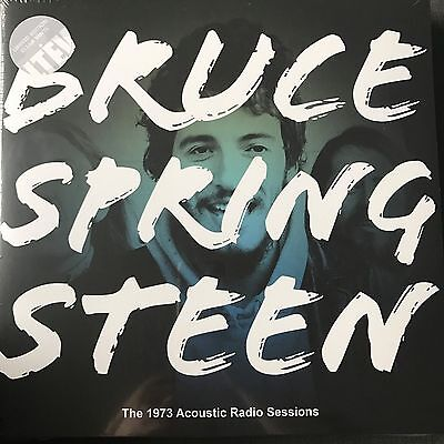 Bruce Springsteen - The 1973 Acoustic Radio Sessions NEW & SEALED 2 x LP