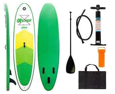 Explorer SUP Stand Up Paddle Set + Remos Board Tabla De Surf