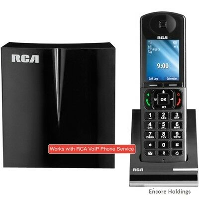 RCA IP160S IP Phone - Wireless - Wall Mountable - 1 x Total Line - Broadview