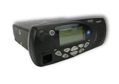 Tait Tm8255 25 Watt Low Band 66-88Mhz 4M Msa Mobile Taxi Radio Free Programming