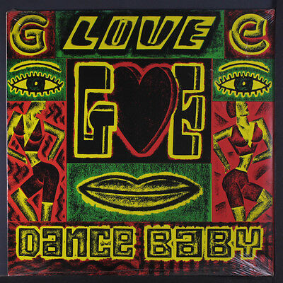 G LOVE E: Dance Baby 12 Sealed Rap/Hip-Hop