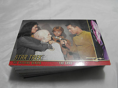 Star Trek Original Series 1 Character Log Set