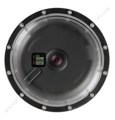 6'' Dome Port Underwater Diving Camera Lens Cover for GoPro Hero 3 3+ 4 Camera