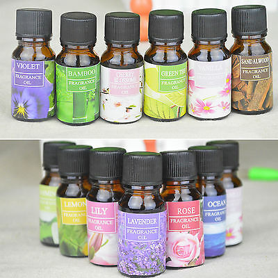 100% Nature Pure Essential Oils Therapeutic Grade Aromatherapy Xmas Gift
