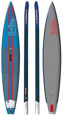 INFLATABLE SUP BOARD STARBOARD ASTRO RACER 2016 - 14'0'' x 28'' x 6'' (NEU+OVP)